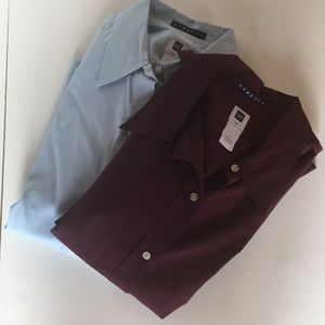 GAP bundle tailored button down shirts